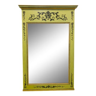 Vintage French Style Wall Mirror For Sale