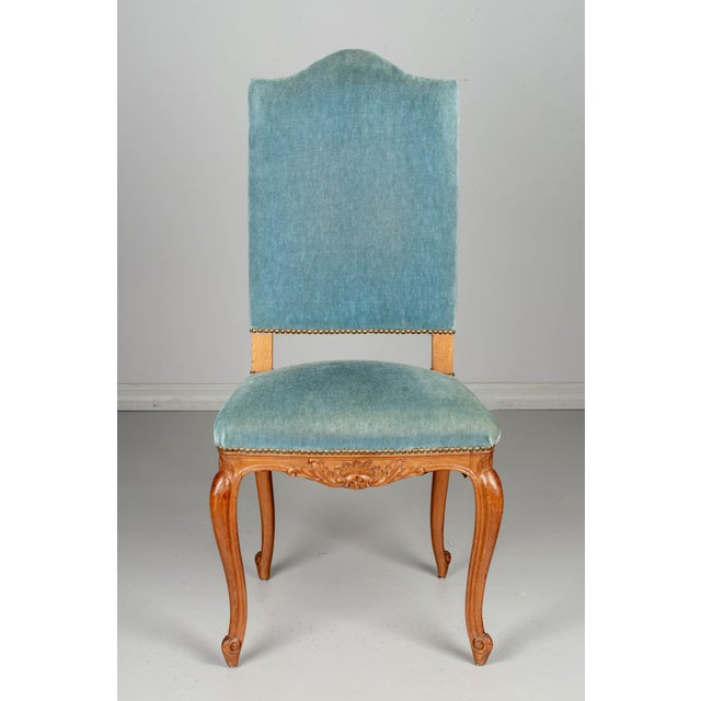 French Louis XV Style Dining Chairs - Set of Six For Sale - Image 4 of 10