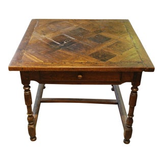 20th Century French Tavern Table For Sale
