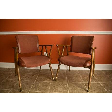 Boling Chair Co. Office Chairs - A Pair - Image 2 of 6