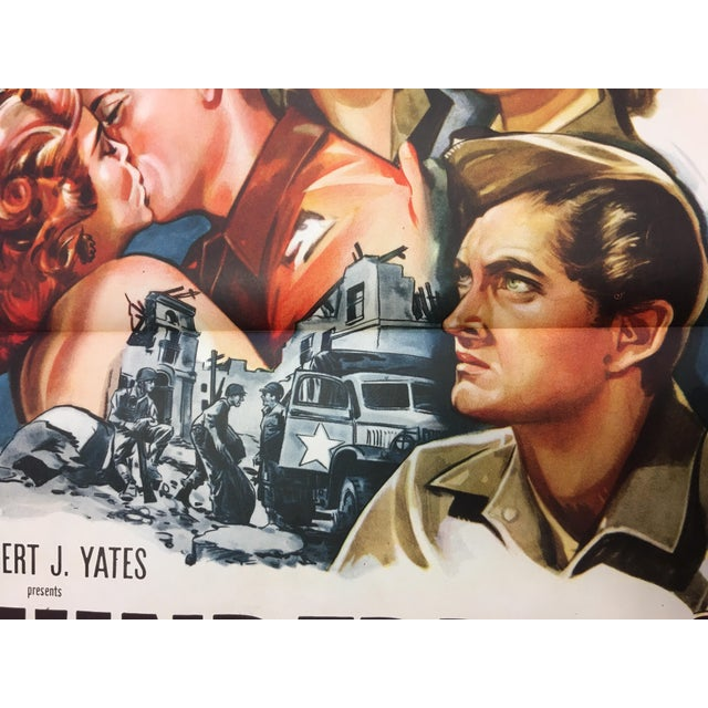 1952 Original Thunderbirds Movie Poster - Image 8 of 10