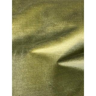 """Fret Fabric's """"Sonora"""" Linen Velvet - 27 1/4 Yards For Sale"""