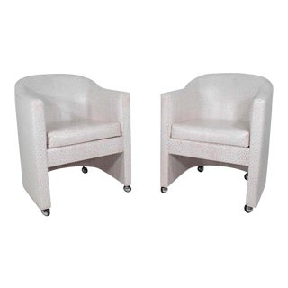 Pair of Preveiw Side or Club Chairs