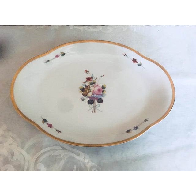 Limoges, France Limoges Winterthur Serving Platter For Sale - Image 4 of 4