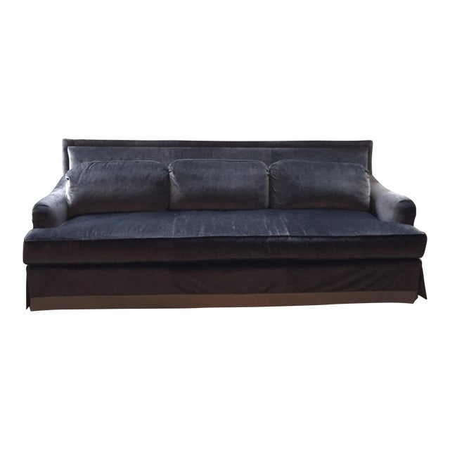 "90"" Vintage Sofa - Image 1 of 7"