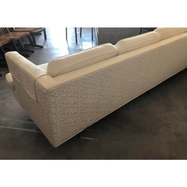 Mid-Century Modern Edward Wormley for Dunbar Sofa 4907 For Sale - Image 3 of 9
