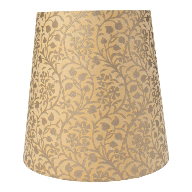 Fortuny Lamp Shade in Granada For Sale