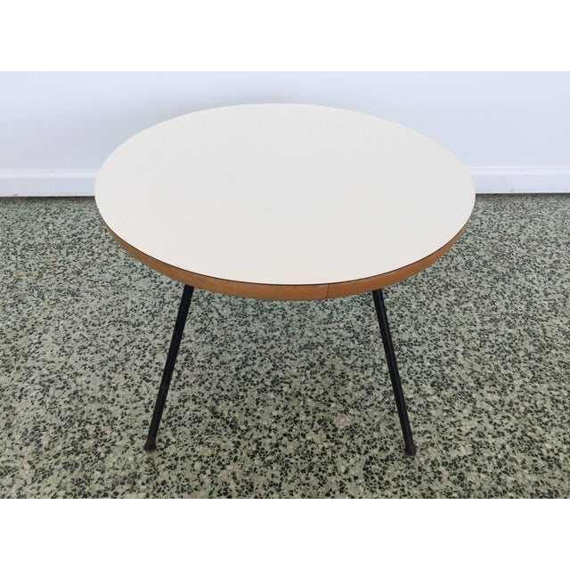 Mid-Century Modern Mid-Century Modern Eames Prototype Table For Sale - Image 3 of 7