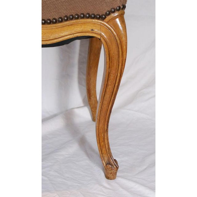 1900s Louis XV French Bench For Sale - Image 4 of 4