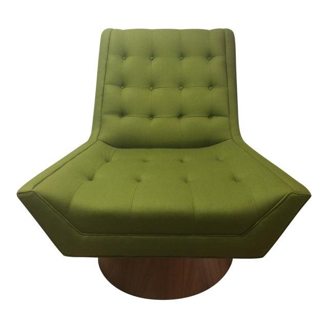 Groovy Jonathan Adler Green Whitaker Swivel Chair Lamtechconsult Wood Chair Design Ideas Lamtechconsultcom