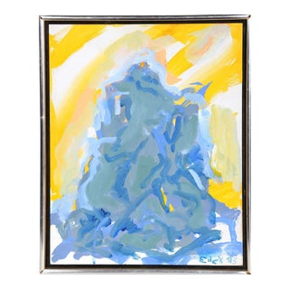 Elaine de Kooning, Bacchus, 1983 For Sale