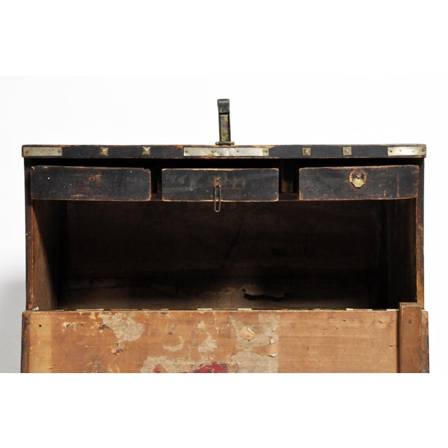 Late 19th Century Korean Wedding Chest For Sale - Image 12 of 13