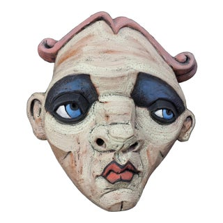 """Igor"" Terracotta Sculpture"