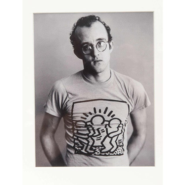 Keith Haring Keith Haring Serigraph, New York 1982 For Sale - Image 4 of 9