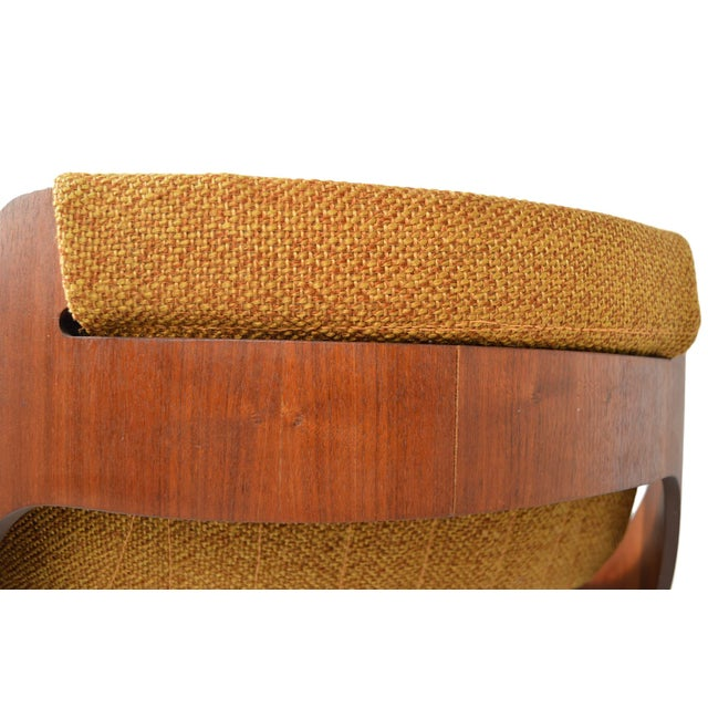 Mid Century Modern Sling Chair By Jerry Johnson - Image 5 of 7