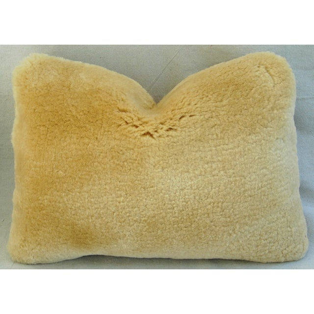 Pierre Frey Plush Lambswool Pillows - A Pair - Image 3 of 10