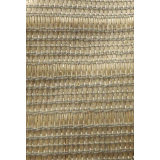 Contemporary Cowtan & Tout Woven Grasscloth Backed Wall Covering For Sale