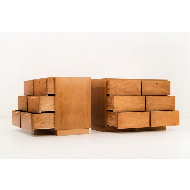 Pair of Alvar Aalto Cabinets - Image 3 of 8
