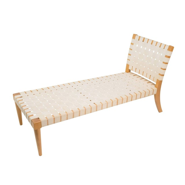 Modern Vicente Wolf Niedermaier Custom Chaise Lounge For Sale - Image 9 of 10