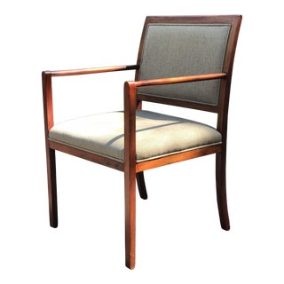 Contemporary Ward Bennett for Brickel Associates Accent or Desk Chair