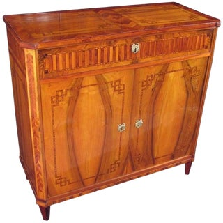 18th Century Louis XVI Side Board For Sale
