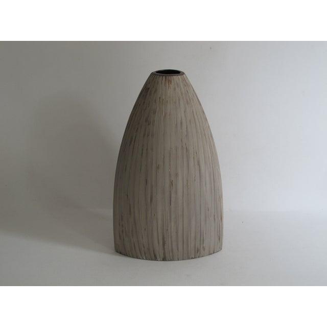 Sgraffito Line Vase - Image 6 of 6