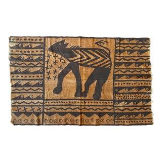 1940s Vintage African Textile For Sale