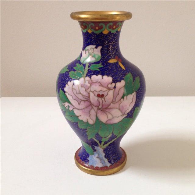 Cloisonné Vases - A Pair - Image 8 of 8