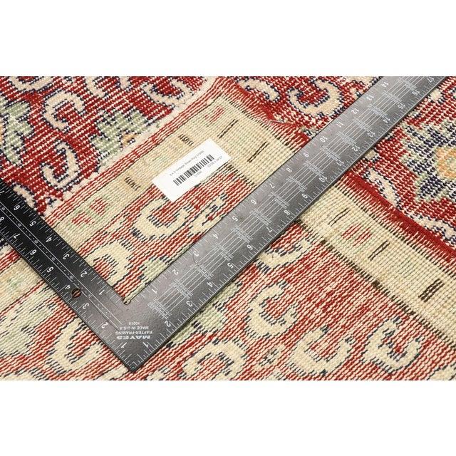 Zeki Muren Distressed Vintage Turkish Sivas Rug - 02'08 X 04'07 For Sale In Dallas - Image 6 of 10