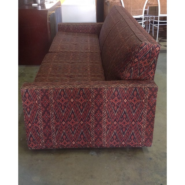 1960's Bohemian Sofa, Reupholstered - Image 4 of 8