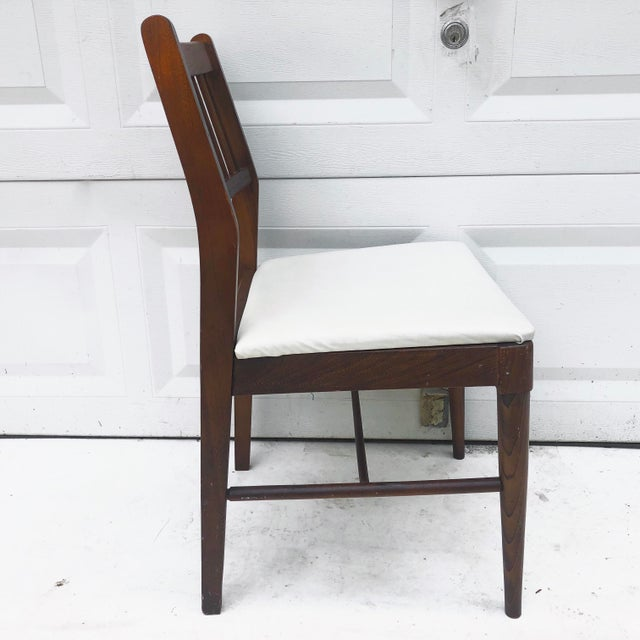 1970s Mid-Century Spoke Back Chair by Johnson Carper For Sale - Image 5 of 11