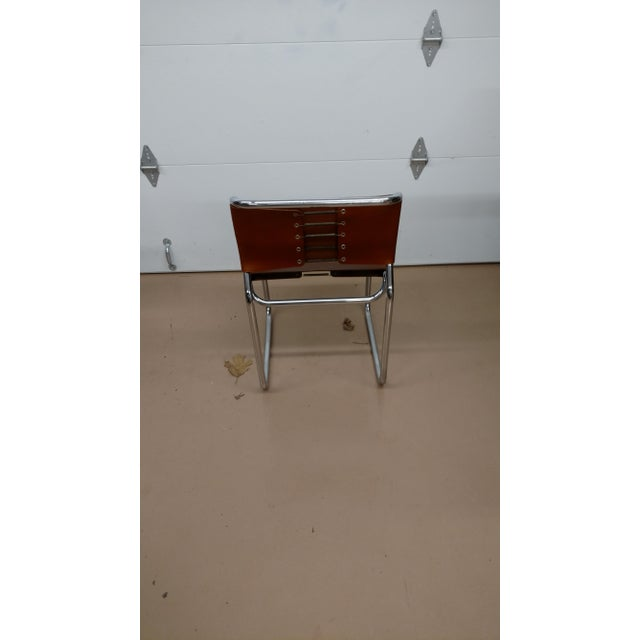 Nicos Zagraphos Chairs - A Pair - Image 11 of 11