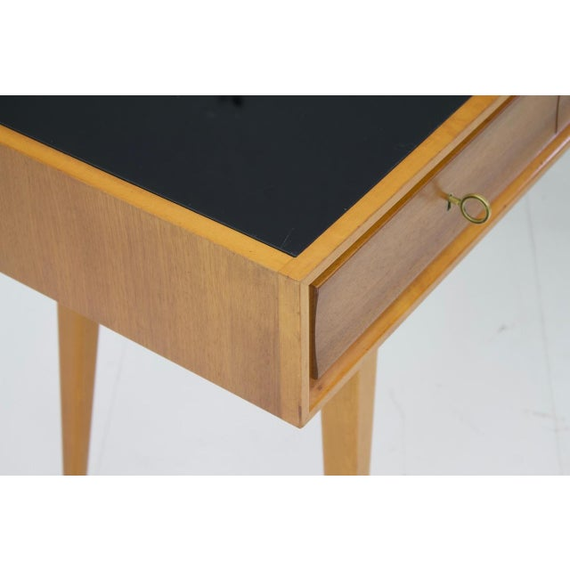 Console Table Vanity by Helmut Magg, Germany, 1950s For Sale - Image 10 of 13