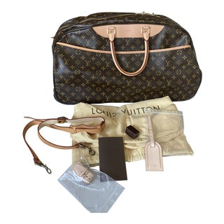 Louis Vuitton Eole 60 Rolling Luggage For Sale