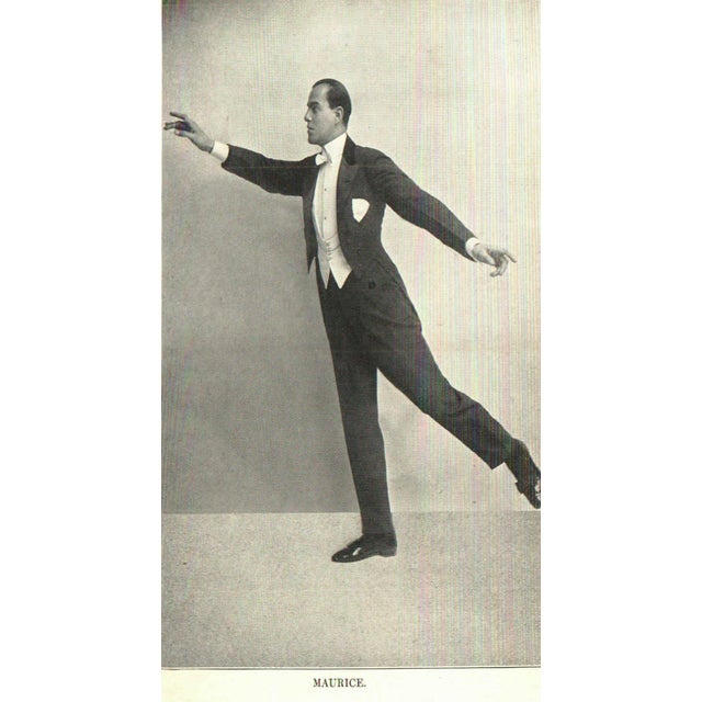 """""""The Art of Stage Dancing"""" 1925 Hardcover Book By Ned Wayburn - Image 4 of 5"""