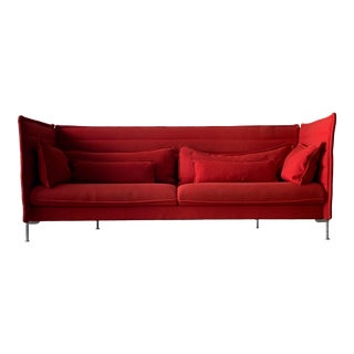 Ronan & Erwan Bouroullec for Vitra Alcove 3-Seater Sofa For Sale