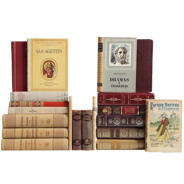 Spanish Language Classics Library - Set of 20 - Image 1 of 2