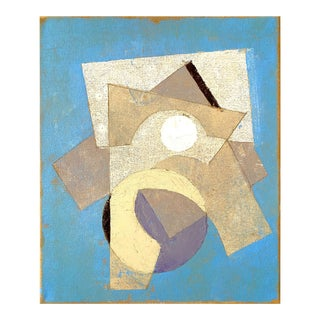 "Jeremy Annear Painting, ""Ideas Series (Eclipse I)"" For Sale"