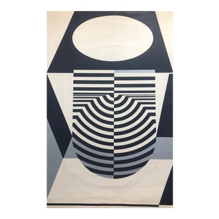 """""""Cincture Project"""" Serigraph by Donald Robert, 1967 For Sale"""