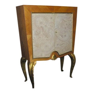 Cabinet by Maison Jansen For Sale