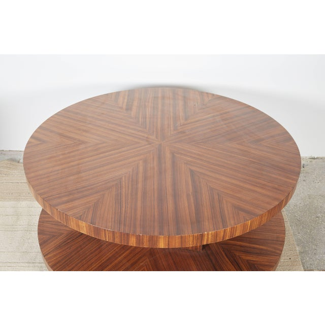 Mid-Century Modern Rotating Modernist Coffee Table For Sale - Image 3 of 6