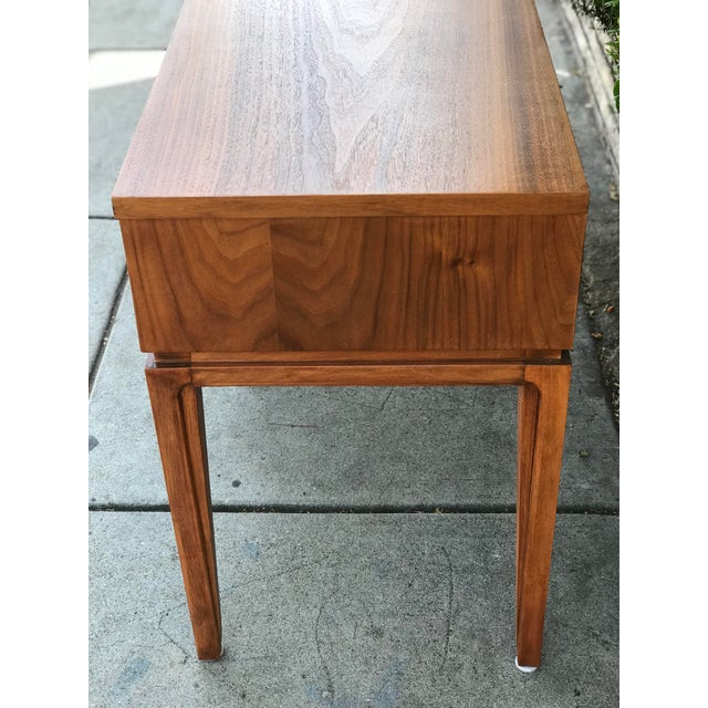 Mid-Century Modern Nightstands by Basic Witz For Sale - Image 11 of 13