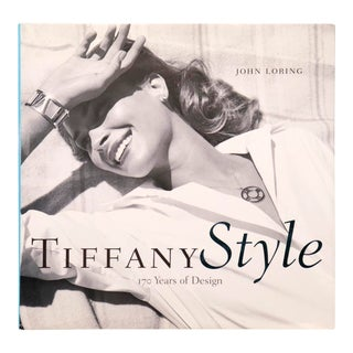 Tiffany Style, 170 Years of Design by John Loring For Sale