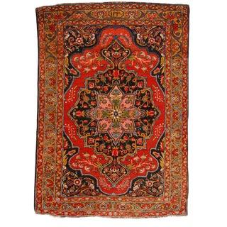 Antique Persian Souj Boulak Rug For Sale