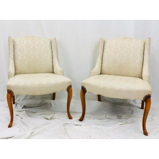 Pair Vintage French Style Side Chairs Preview