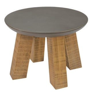 Gretchen Pine Short Coffee Table