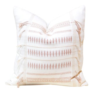 Sand Naga Silk Pillow For Sale