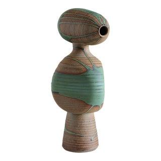 Tim Keenan Ceramic Sculpture For Sale