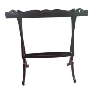 Theodore Alexander Althorp Collection Tea Table For Sale