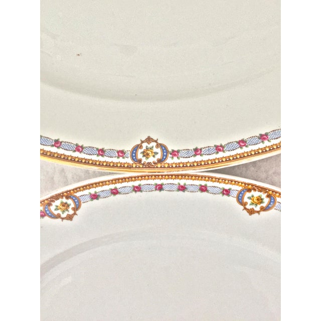 1930s Vintage Limoges Bernardaud Serving Platters - A Pair For Sale In Tampa - Image 6 of 8
